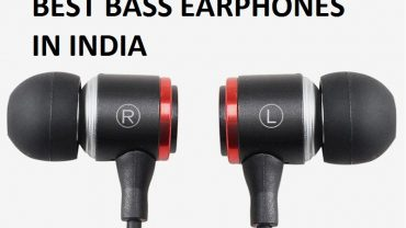 Best bass earphones in India